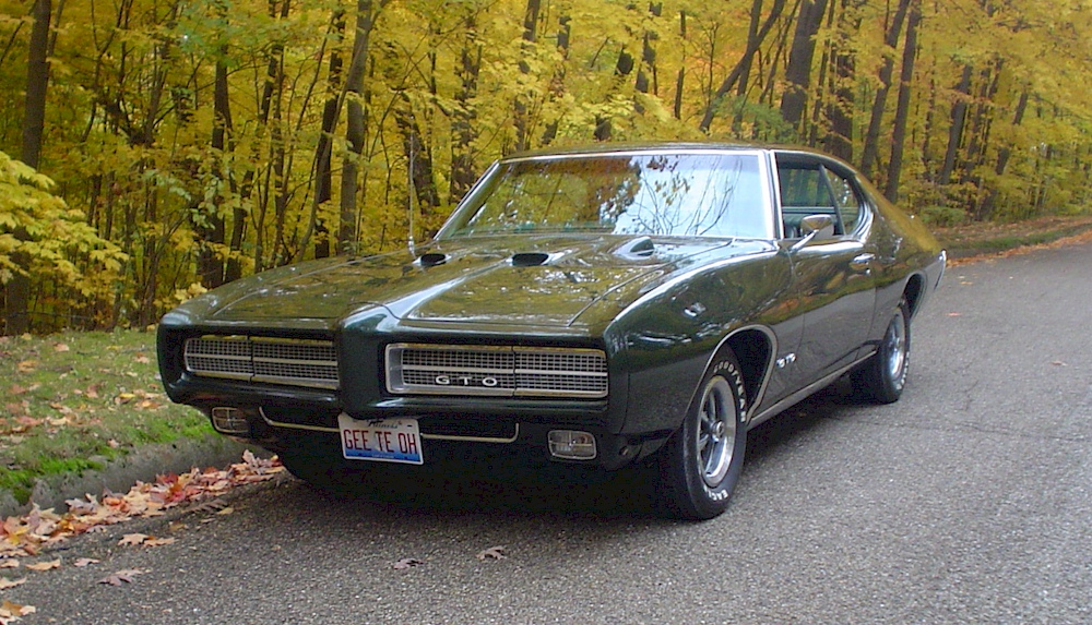 Mustang Hood
