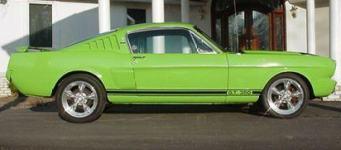 All Ford Mustang Body Styles - MustangAttitude.com Data Explorer