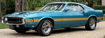 1970 Shelby Cobra Mustang