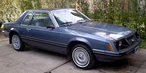 New Brighton Ford >> 1983 Ford Mustang Body Styles - MustangAttitude.com Data Explorer
