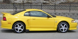 Roush Mustangs At Mustangattitude Com