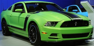 Gotta have it green 2013 mustang
