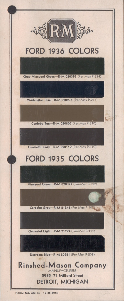 paint chip pages are presented for research use only company marks emblems and page design are trademarks andor service marks of rm basf - Ford Truck Paint Colors
