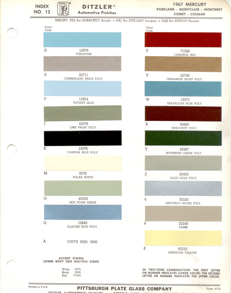 1967 ford paint colors paint color ideas 1956 ford fairlane paint codes color ideas nvjuhfo Choice Image