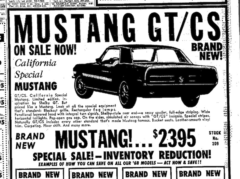 1968 Newspaper Ads Pictures To Pin On Pinterest Pinsdaddy