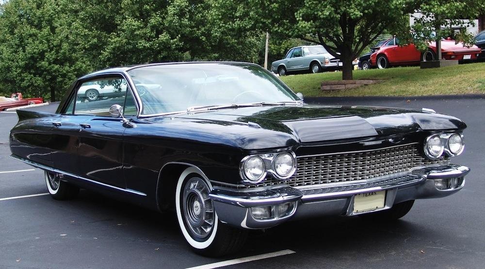 Ebony 1960 Cadillac Eldorado