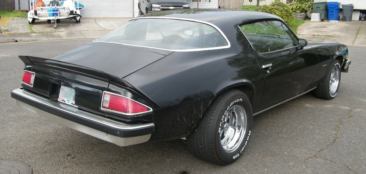 1975 GM Chevrolet Camaro