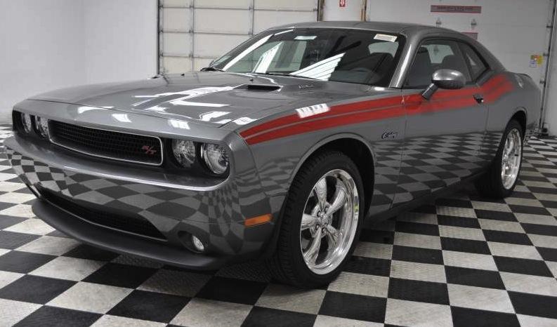 Tungsten 2011 Chrysler Dodge Challenger