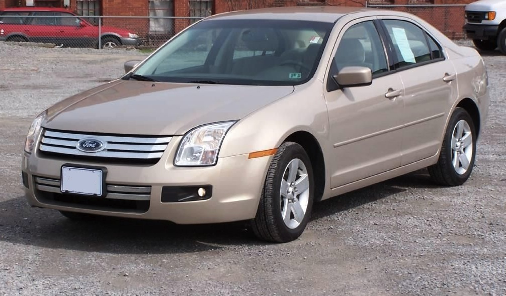 Dune 2006 Ford Fusion