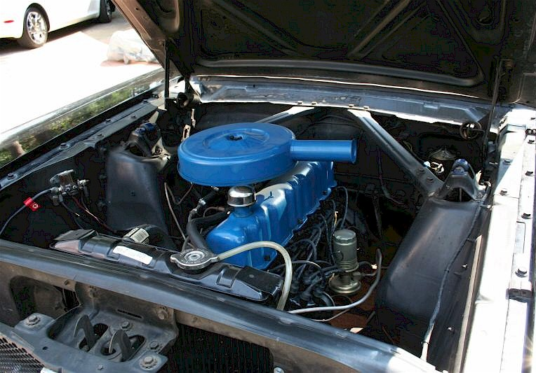 1964 Mustang U-code 170ci 6 Cylinder Engine