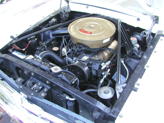 1964 Mustang D-code 289ci V8 Engine