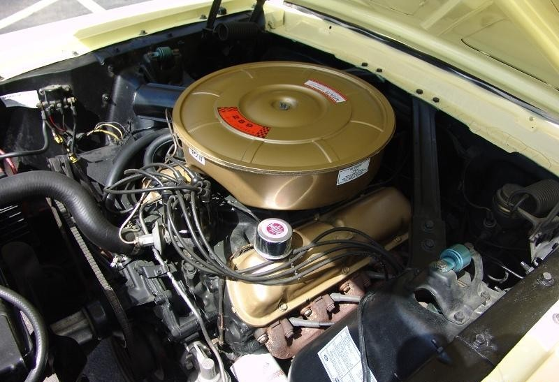 64 Ford Mustang F-code 260ci V8 Engine