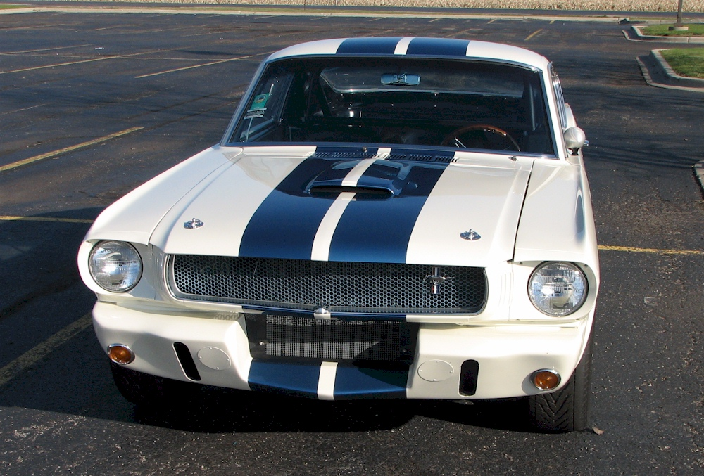 Top Ten Vintage Ford Factory Hood Scoops And Ram Air Systems ...