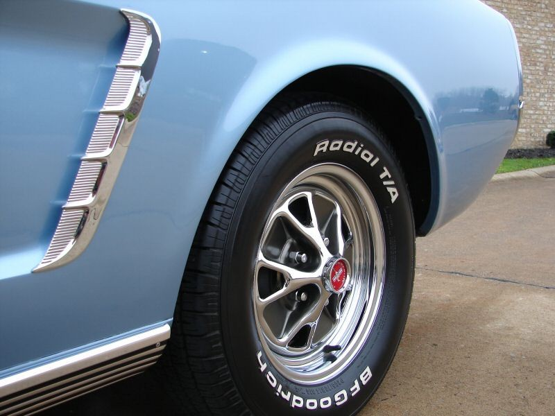 65 Mustang For Sale >> Silver Blue 1965 Ford Mustang Convertible - Cool Photo