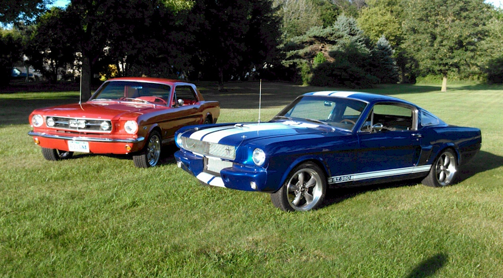 What Is A 1965 Mustang Fastback Worth