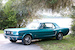 1965 Mustang Twilight Turquoise