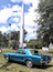 Twilight Turquoise 1965 Mustang