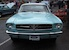 Tropical Turquoise 1965 Mustang Fastback