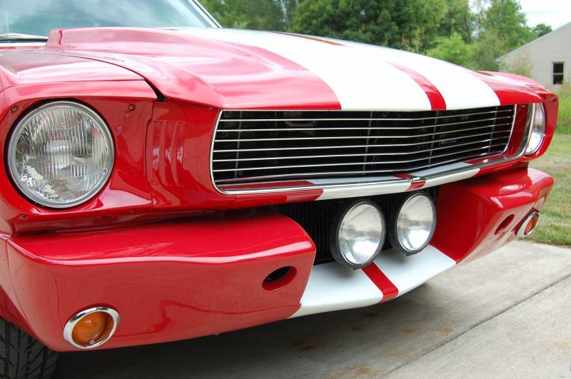 1966 candyapple red GT