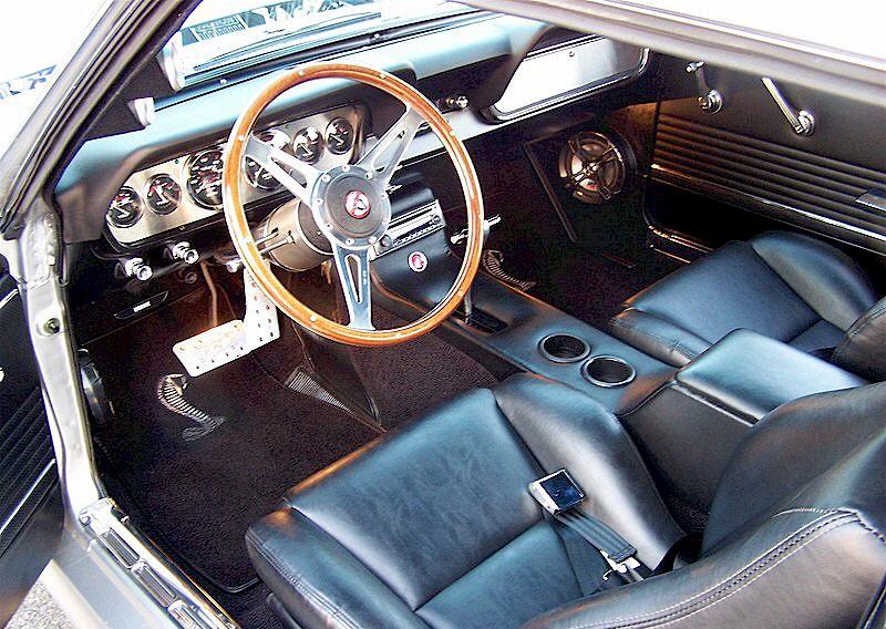 Silver 1966 Ford Mustang Hardtop Mustangattitude Com