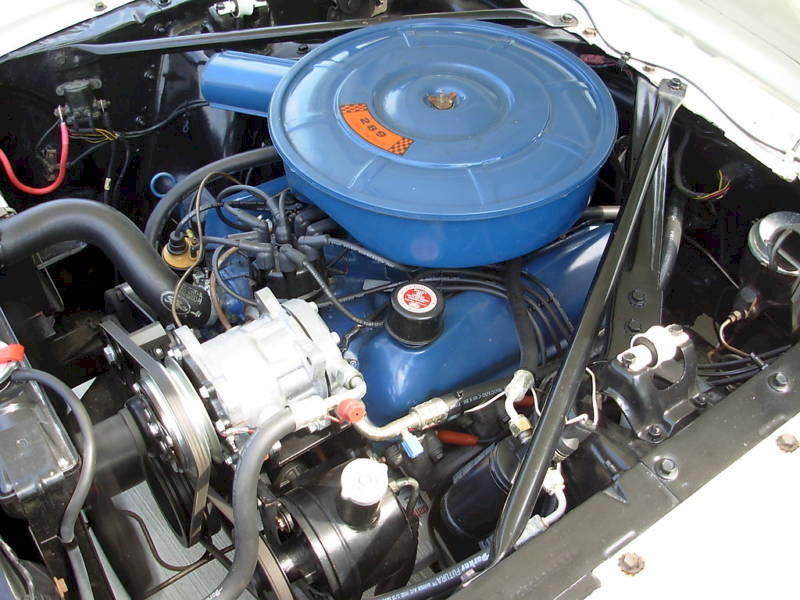 ford mustang engine options