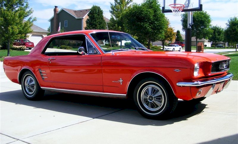 1966 Ford Mustang Convertible Ebay Autos Post