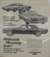 1966 Millionth Mustang Sale Advertisement
