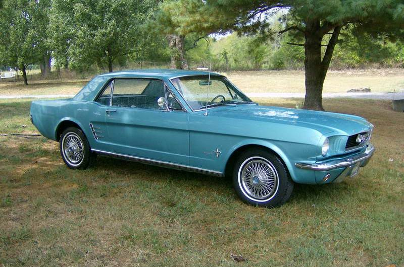 1966 Mustang Sprint 200 Limited Edition