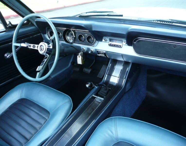 1966 ford mustang interior paint colors. Black Bedroom Furniture Sets. Home Design Ideas