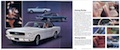 Page 4 & 5: 1966 Ford Mustang Promotional Brochure