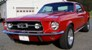 Candyapple Red 1967 Mustang GT Hardtop