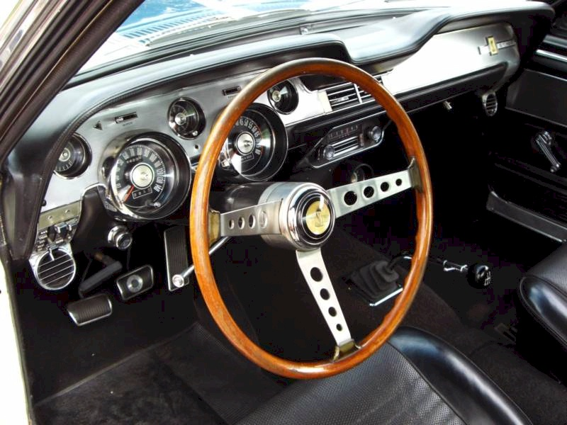 Ford Mustang Shelby Gt500 1967 Interior 1967 Shelby Gt500 Interior