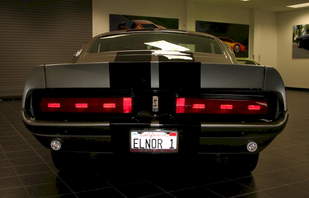 Eleanor Mustang Movie Car