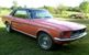 Eastertime Coral 1968 April Color of the Month Mustang Hardtop