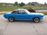 Sierra Blue 68 Mustang GT Rainbow of Colors Hardtop