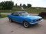 Sierra Blue 68 Mustang GT Rainbow of Colors Mustang Hardtop