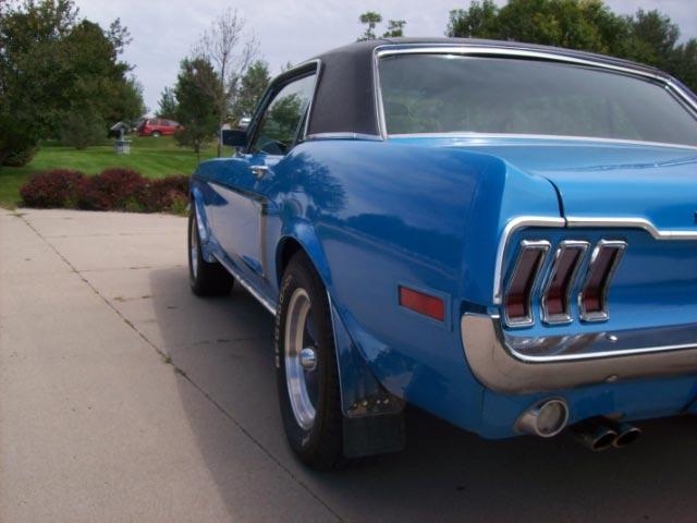 1968 Mustang Led Lights