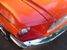 Red Orange 1968 Rainbow of Colors Promotional Mustang Hardtop
