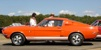 Special Orange (WT5158) 1968 Shelby GT500KR Fastback