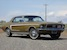 Restored Olive Green 1968 Rainbow of Colors Promotional Mustang Hardtop