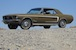 Olive Green 68 Rainbow of Colors Promotional Mustang Hardtop