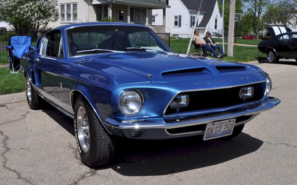 1968 mustang vin plate location  1968  get free image
