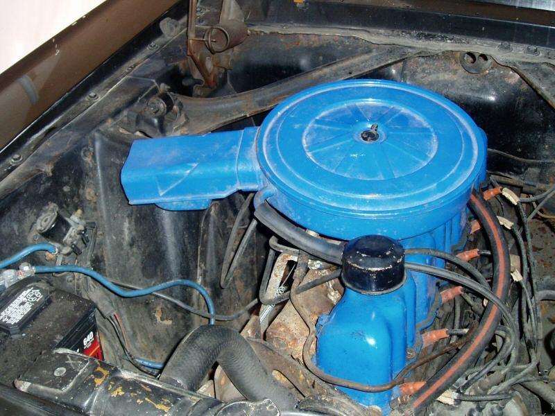Raven Black 1968 Ford Mustang Hardtop Mustangattitude