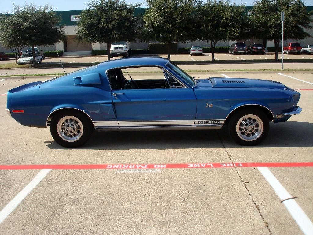 1968 Mustang Photo Collection Mustangattitude