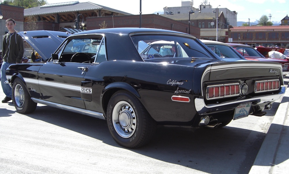1967 california special mustang for autos post. Black Bedroom Furniture Sets. Home Design Ideas
