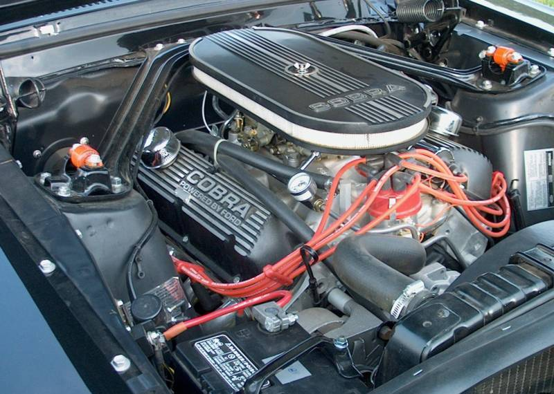 aftermarket Windsor 351ci V8 Engine