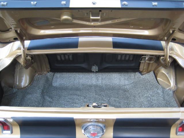 Sunlit Gold 1968 Ford Mustang Fastback Mustangattitude