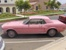 Passionate Pink (Hot Pink) Color of the Month 1968 Mustang Hardtop