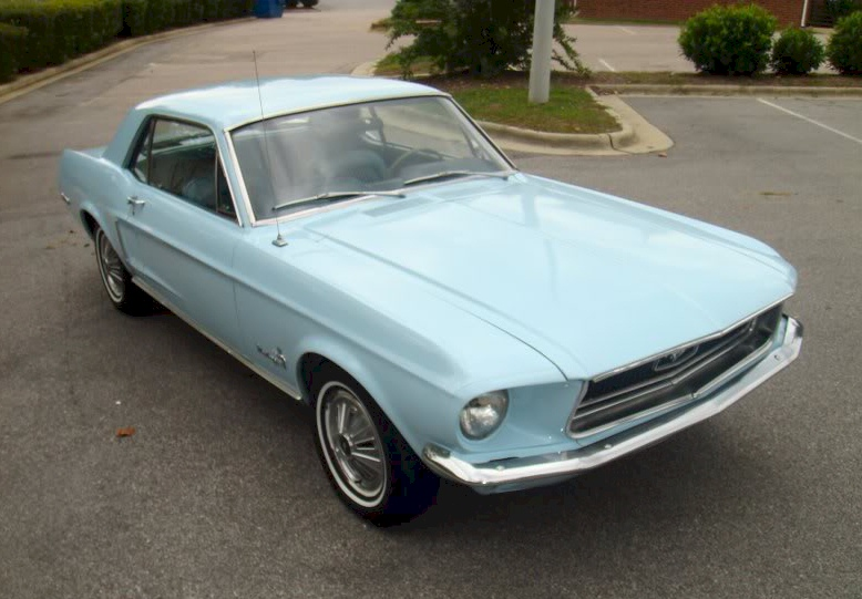 Ford Mustangs For Sale In Nc 1967 Ford Mustang Fast And