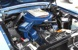 1968 Ford Mustang J-code 302ci V8 engine